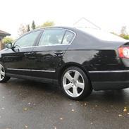 VW Passat - SOLGT -
