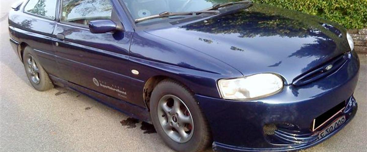 Ford Escort mk 6 *Solgt* - 1995