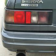 Ford Sierra Cosworth 2WD.