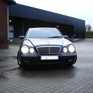 Mercedes Benz E 270 CDi Avantgarde *solgt/byttet*