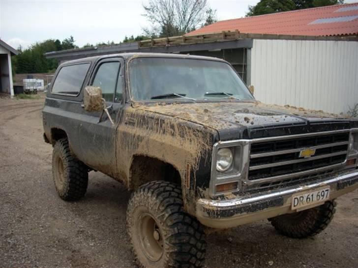 Chevrolet Blazer K5 Lgt Billeder Af Biler Uploaded