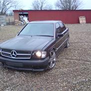 Mercedes Benz 190e 3,0 ////AMG Look. SOLGT