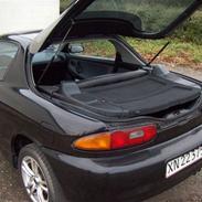 Mazda Mx3 TOTALTSKADET