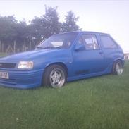 Opel Corsa A *Smølfen* **solgt**