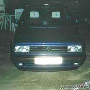 VW Golf 2 1,8 GT  solgt