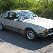 BMW 628 CSI (E24)