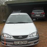 Toyota Avensis Solgt.