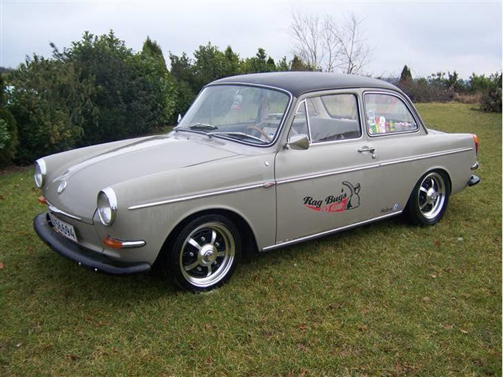 vw type 3 notchback 1965 solgt til fordel for en golf. Black Bedroom Furniture Sets. Home Design Ideas
