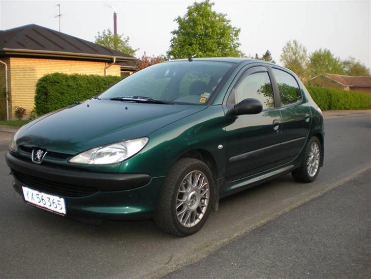 Peugeot 206 - 2001 - Skal laves hen...