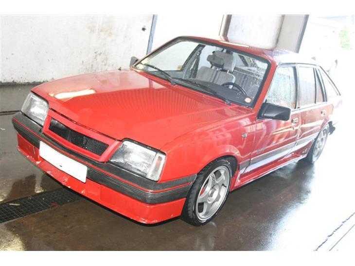 opel ascona c 1 8 gt solgt 1985 bilen har haft samme ejer fra. Black Bedroom Furniture Sets. Home Design Ideas