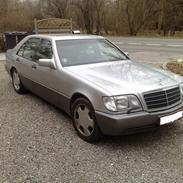 """Mercedes Benz   500se """"solgt"""""""