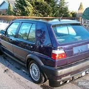 VW Golf 2 GTI (solgt)