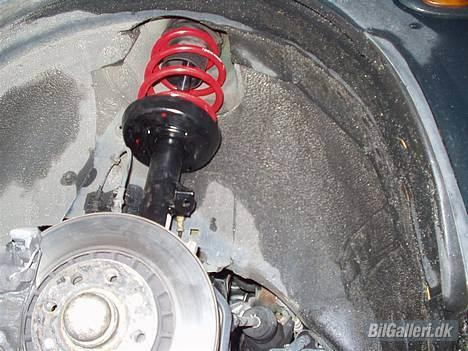 Opel Vectra B Wagon **Solgt** - Undervogn udskiftes til Irmscher.. billede 6