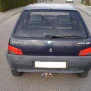 Peugeot 106 xr 1.1 solgt