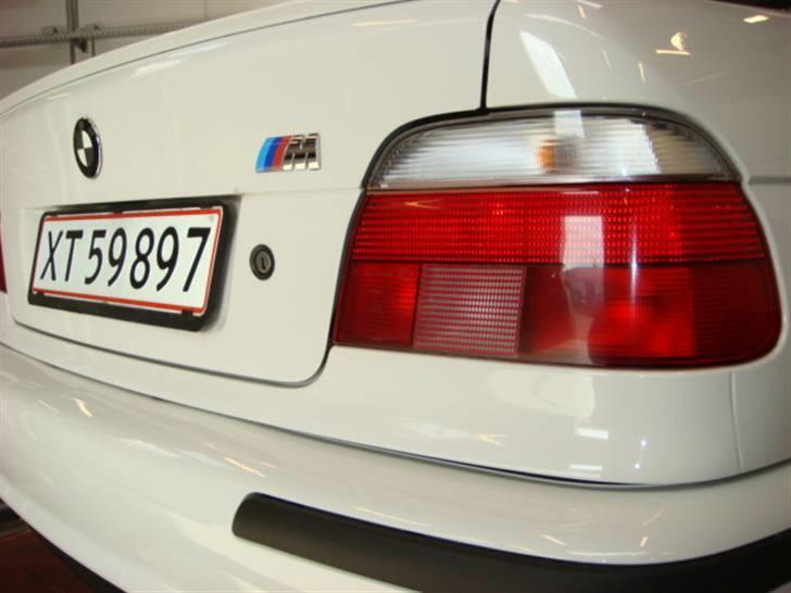 BMW E39 523 - Solgt billede 8