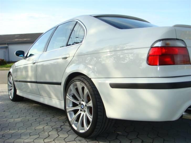 BMW E39 523 - Solgt billede 10