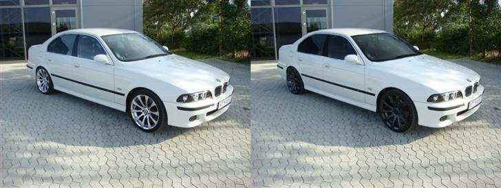 BMW E39 523 - Solgt billede 11