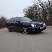 Mercedes Benz e klass 270 CDI SÅLD