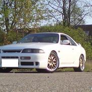 Nissan Skyline R33 GTS-T (Solgt)