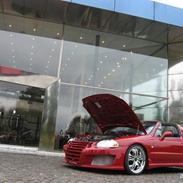 Honda CRX Del Sol - [Tidl. bil]