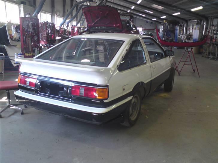 Toyota Corolla AE86 billede 10