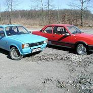 Opel Kadett C - Totalskadet