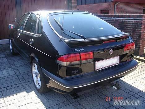Saab 900 billede 2