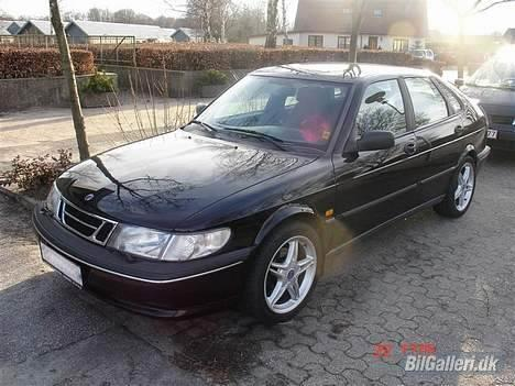 Saab 900 billede 6