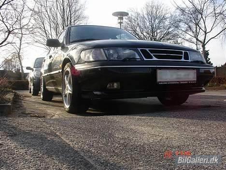Saab 900 billede 10