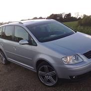 VW Touran solgt