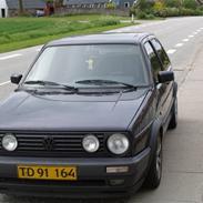 VW Golf 2 solgt