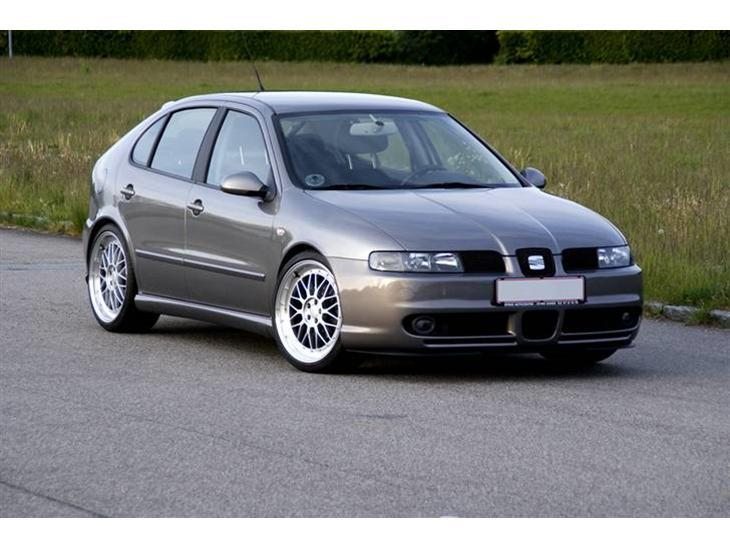 seat leon tdi top sport 2004 bilen er hentet i tyskland i. Black Bedroom Furniture Sets. Home Design Ideas