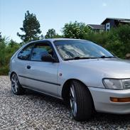 Toyota Corolla 1,6 Xli solgt