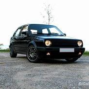 VW Golf 2 GTi FAI -Solgt-