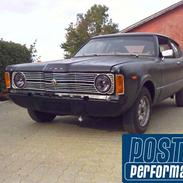 Ford Taunus Coupe  Mat sort