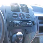 Mercedes Benz Vito 110 TD  # solgt