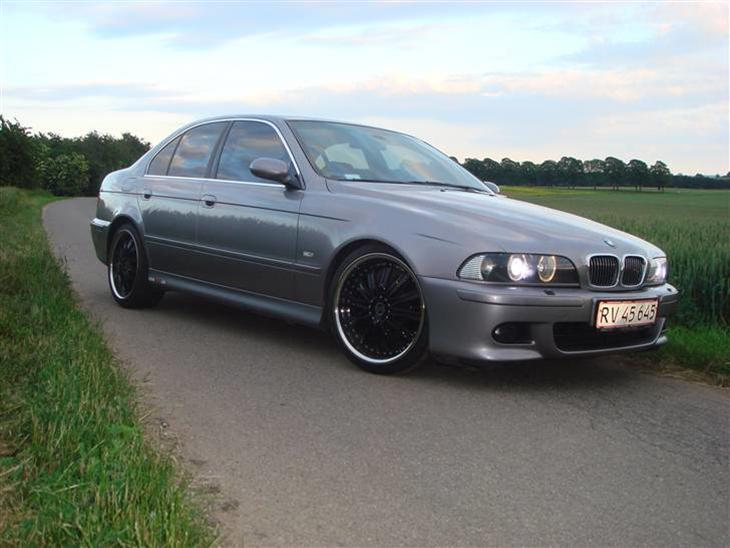 bmw e39 525tds m5 look 1996 g4s bilsporing med cobra. Black Bedroom Furniture Sets. Home Design Ideas