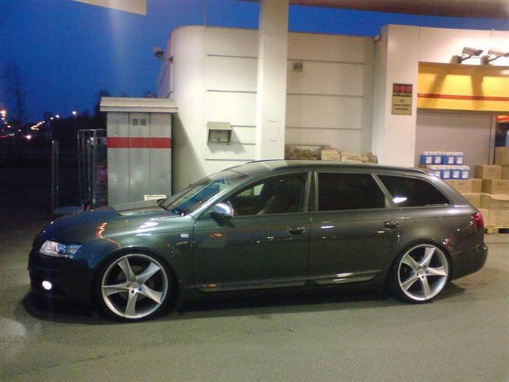 Audi A6 Avant s-line (solgt) - 2007 - Familiebil