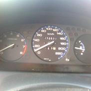 Honda civic BYTTET