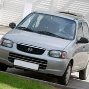 Suzuki Alto MK II
