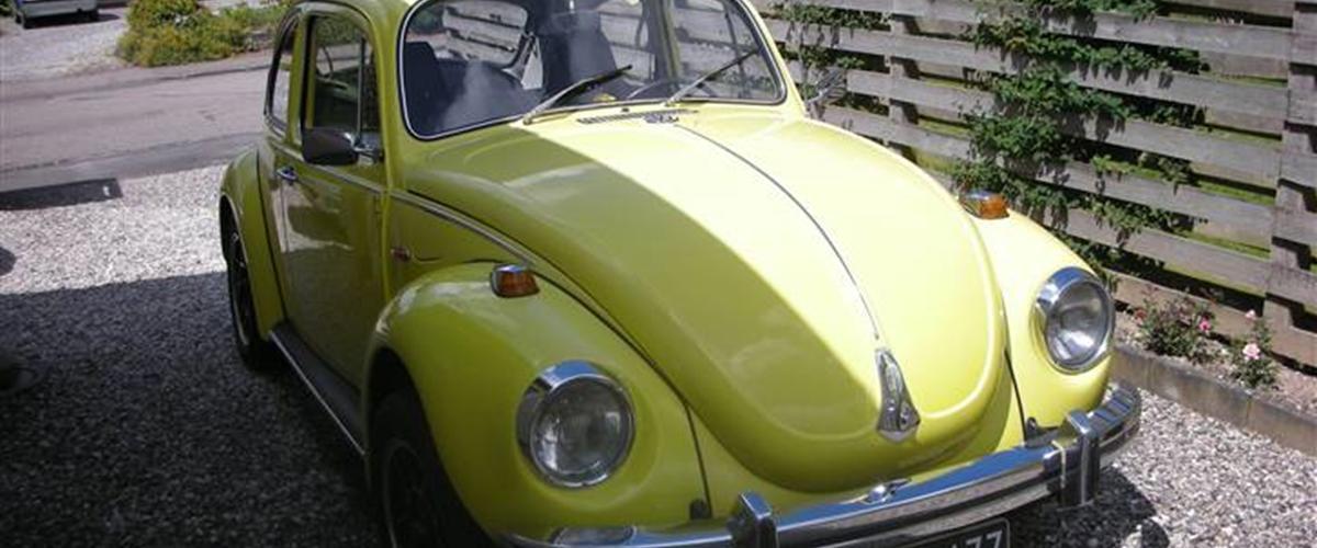 VW 1302 Til salg/bytte - 1971 - - denne bil er en jubilæumsmo...
