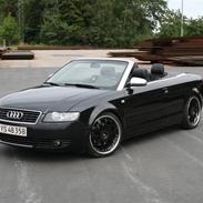 """Audi A4 Cabriolet """"SOLGT"""""""