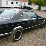 Mercedes Benz 500 sec - sommer bil
