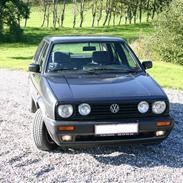 VW Golf 2 STJÅLET