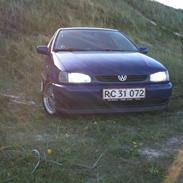 VW Polo 6n,Læder,Xenon,hård