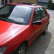 Peugeot 306 sedan * TOTALSKADET *