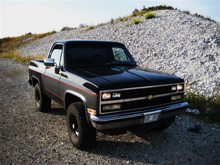 Chevrolet Blazer Pickup Solgt Billeder Af Biler Uploaded Af Jake E