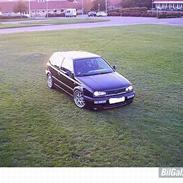 VW golf vr6 3,0 Solgt