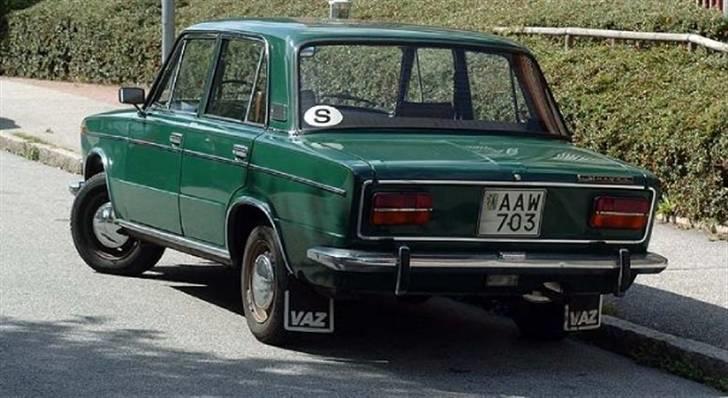 "Lada ""VAZ Zhiguli"" 2103 1500S billede 17"