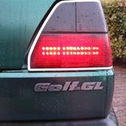 VW Golf 2 1,6 aut solgt